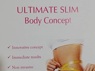 ultimate body slim concept